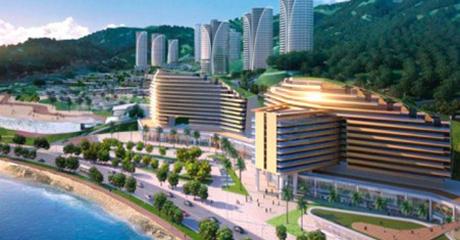 建筑设计以美式建筑为蓝本
